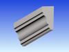 Fensterbankgesims - 65/135mm