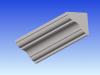 Dachgesims 200mm x 200mm