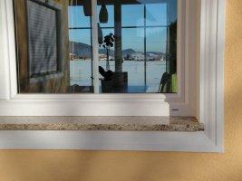 Fensterbankgesims Muster